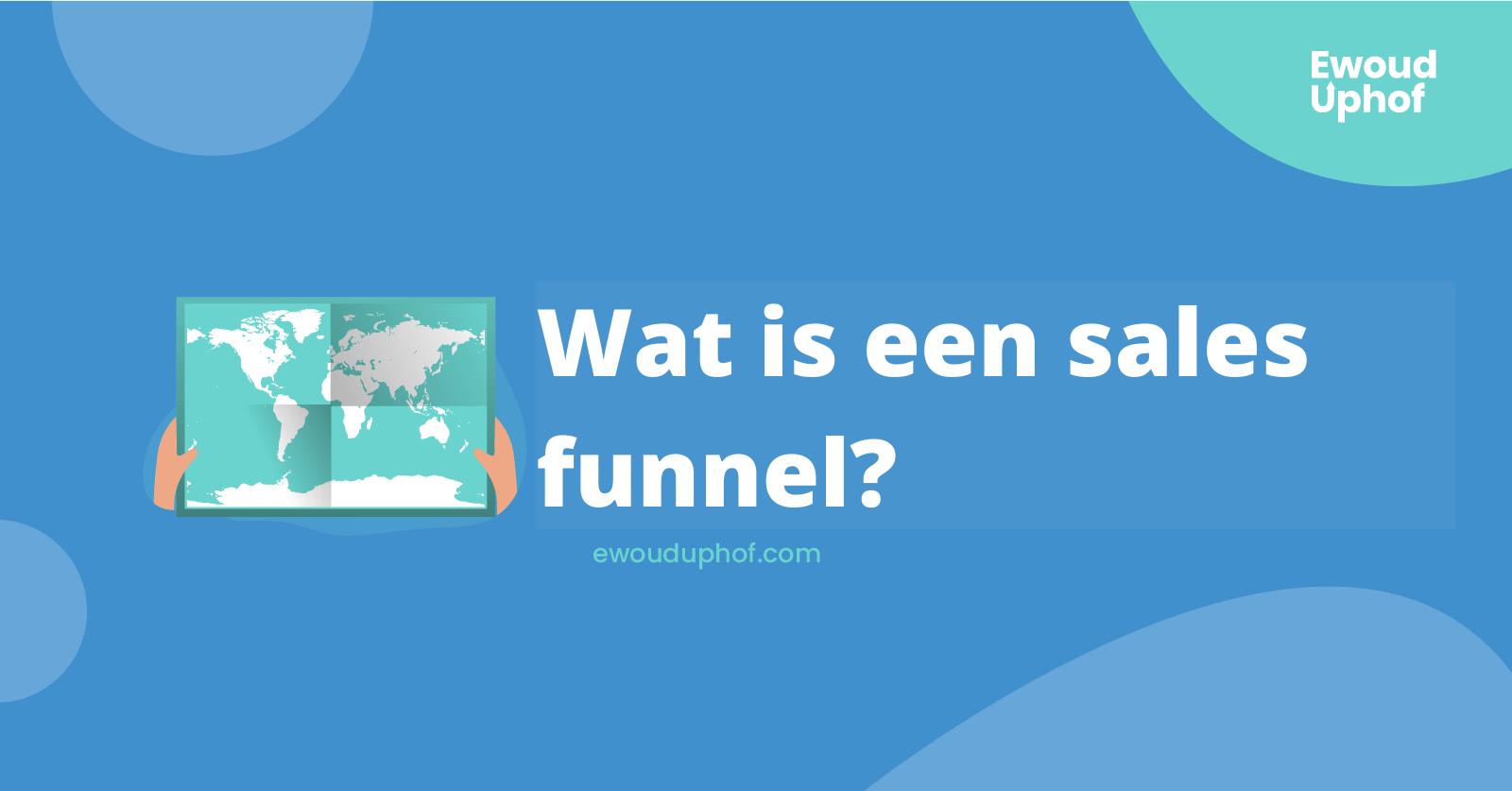 Wat is een sales funnel?