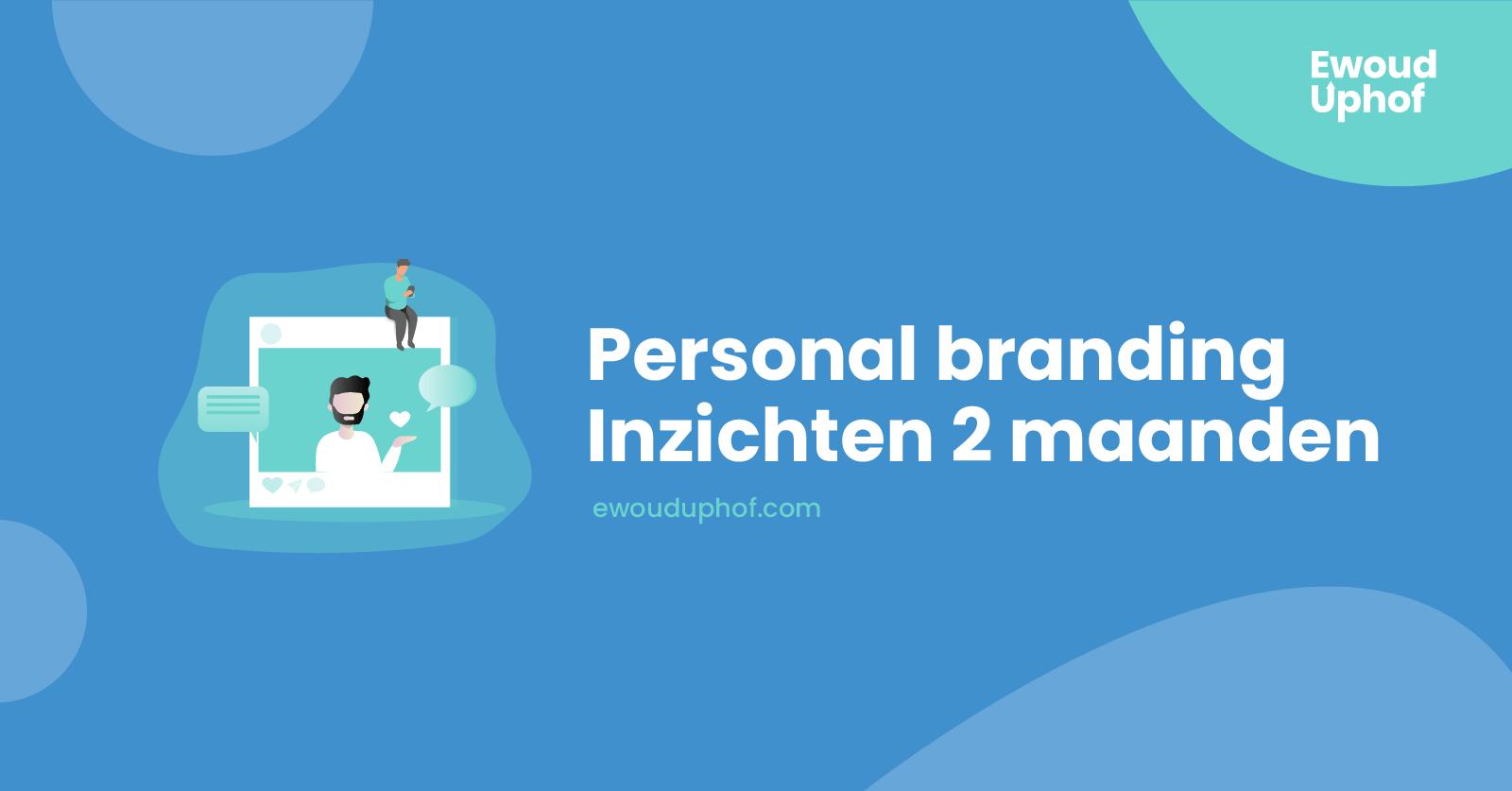 Lessen personal branding