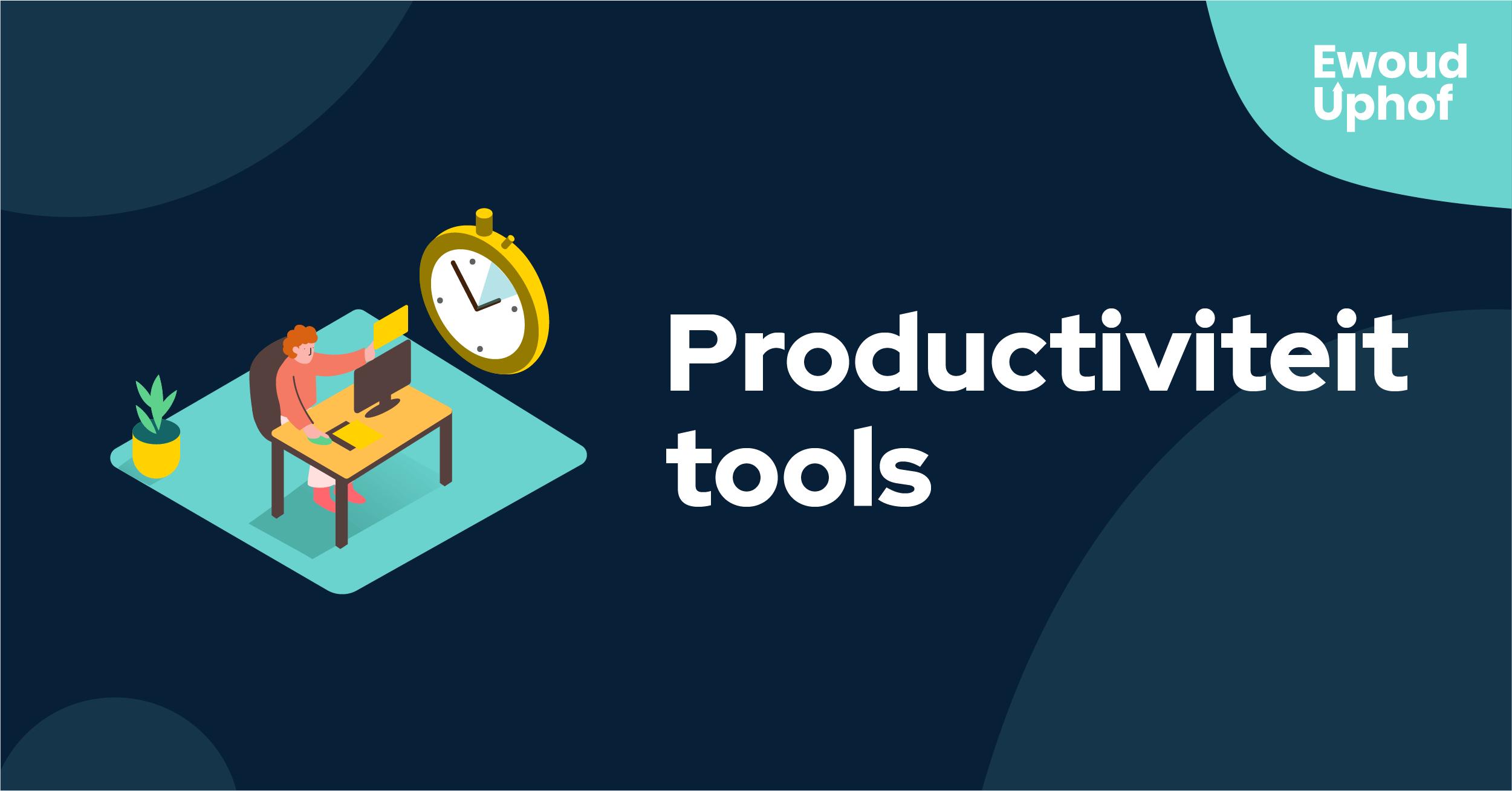 Productiviteit tools