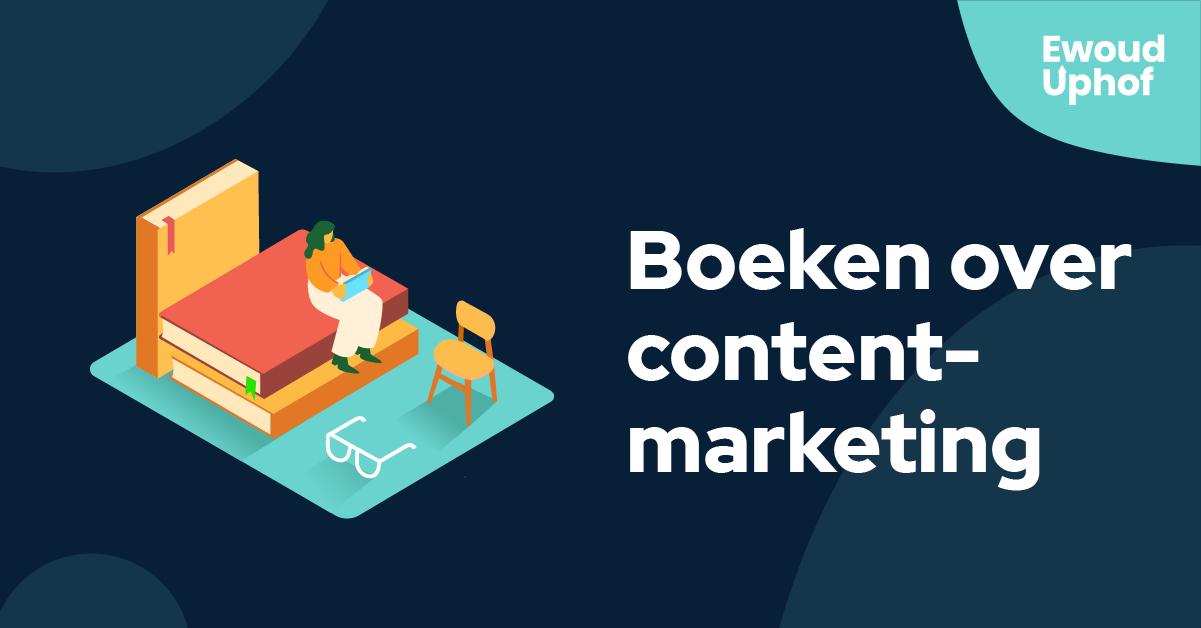 Boeken over contentmarketing
