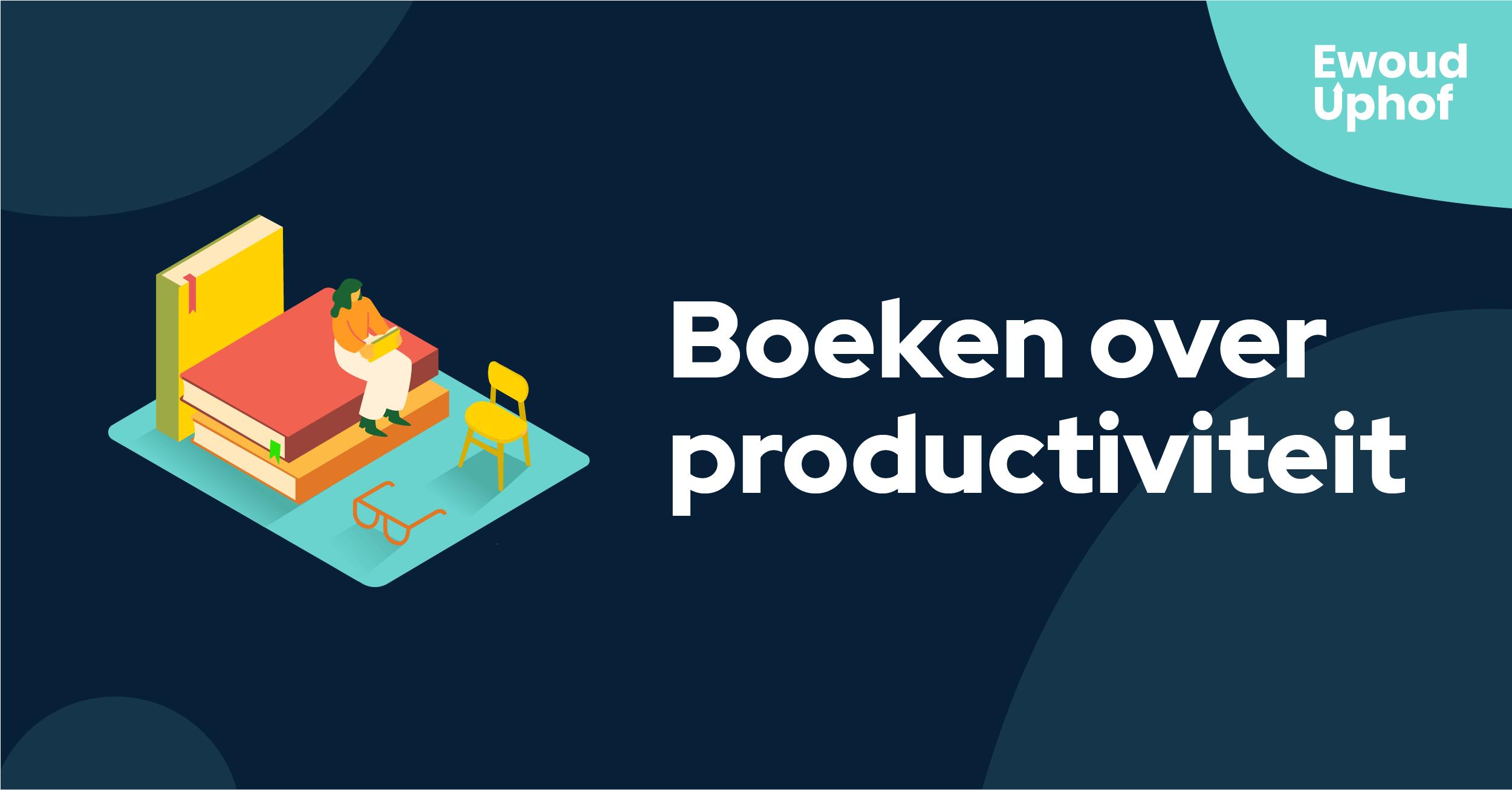 Boeken over productiviteit