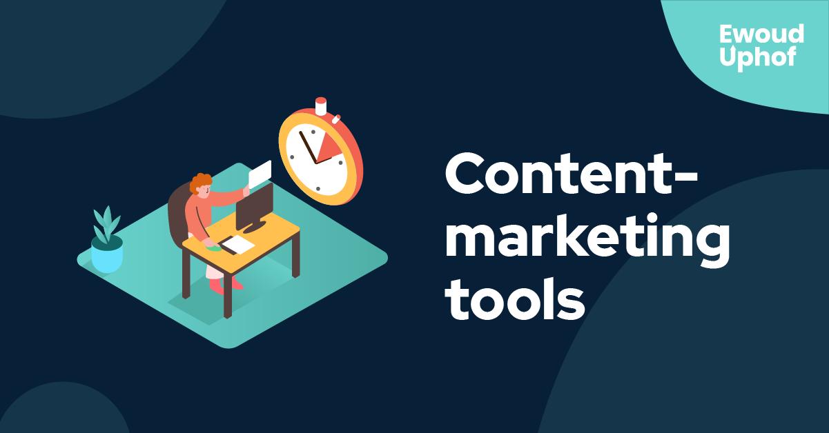 Contentmarketing tools