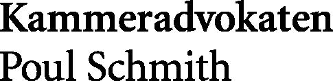 Logo Kammeradvokaten
