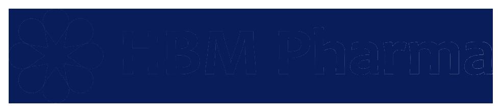 Logo společnosti HBM pharma