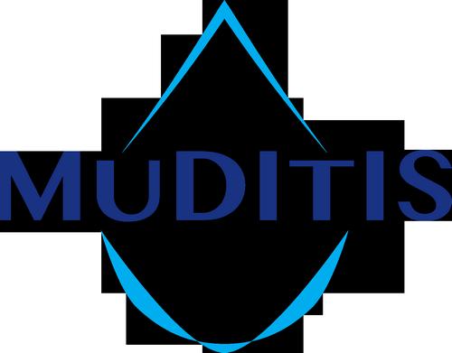 Logo společnosti Muditis