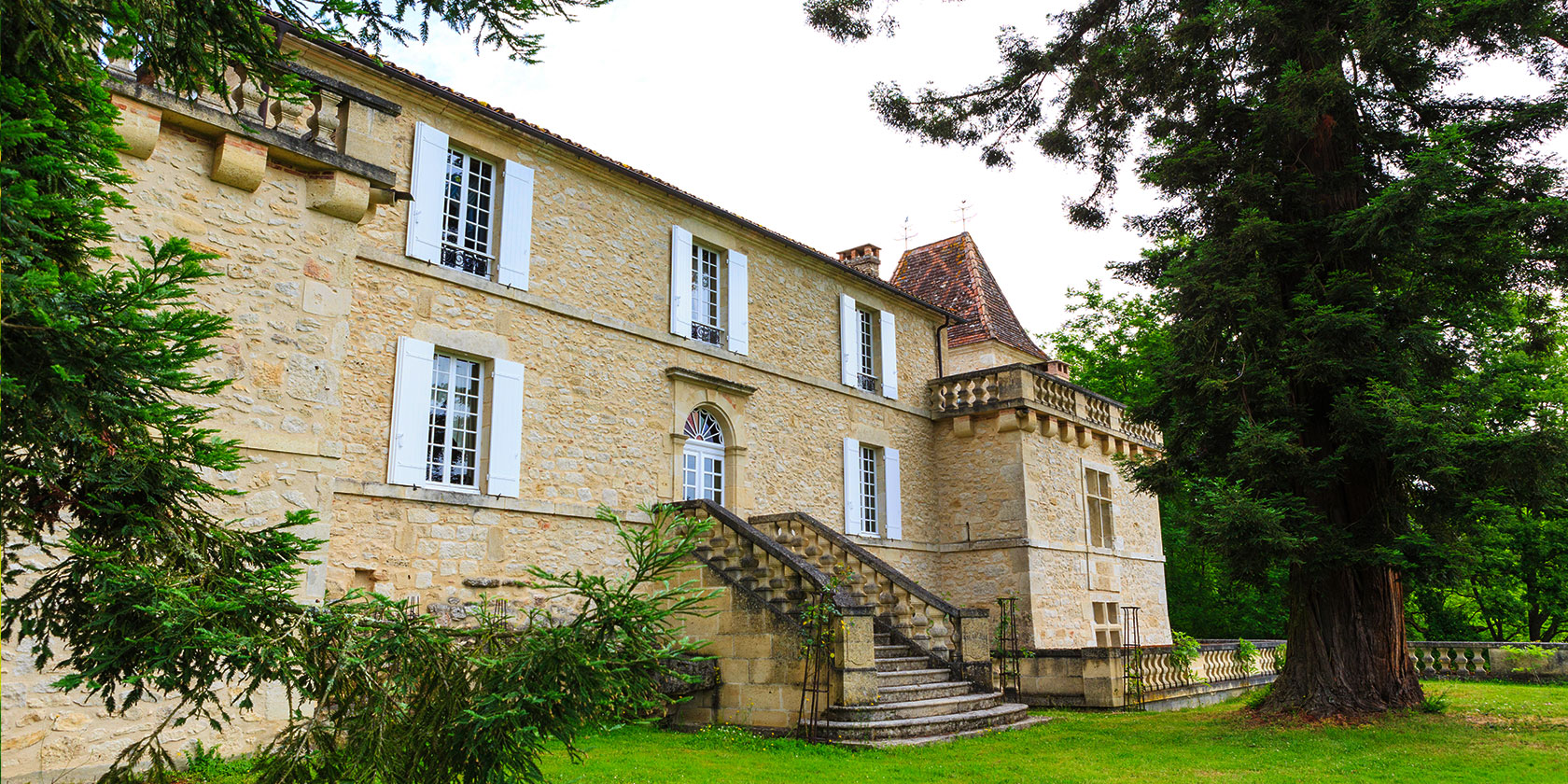 Château Maison Noble for wedding