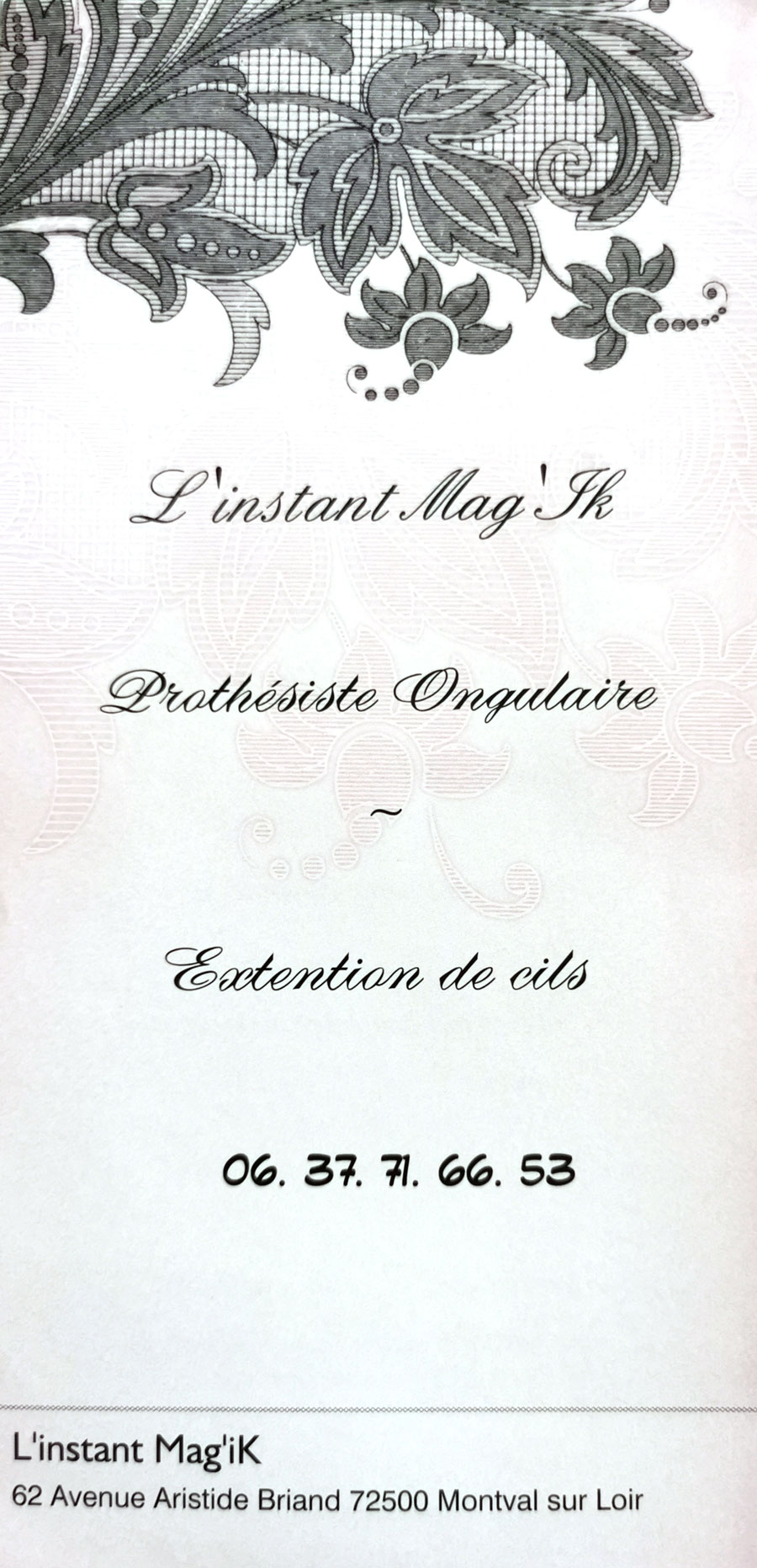 L'instant Mag'iK
