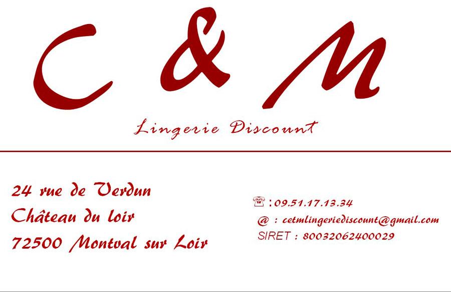 C & M Lingerie Discount