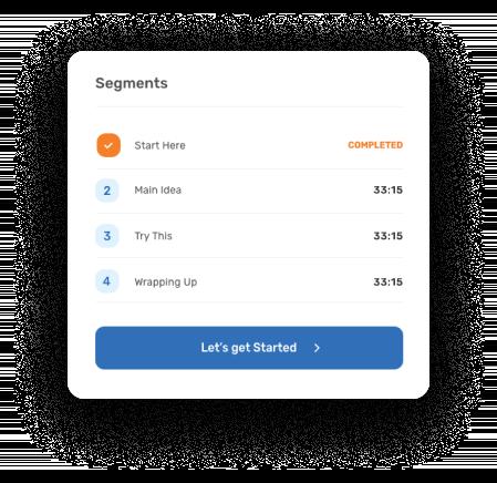 UI Segments 2