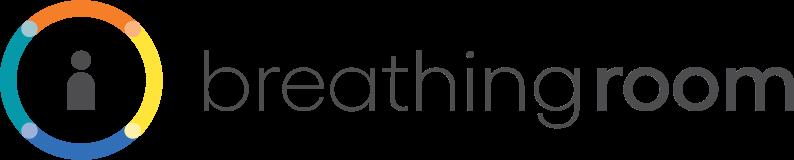 Image Breathing Room logo Colour
