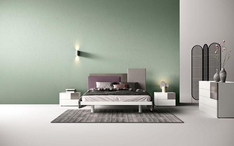 Camera da letto matrimoniale Eclipse E02