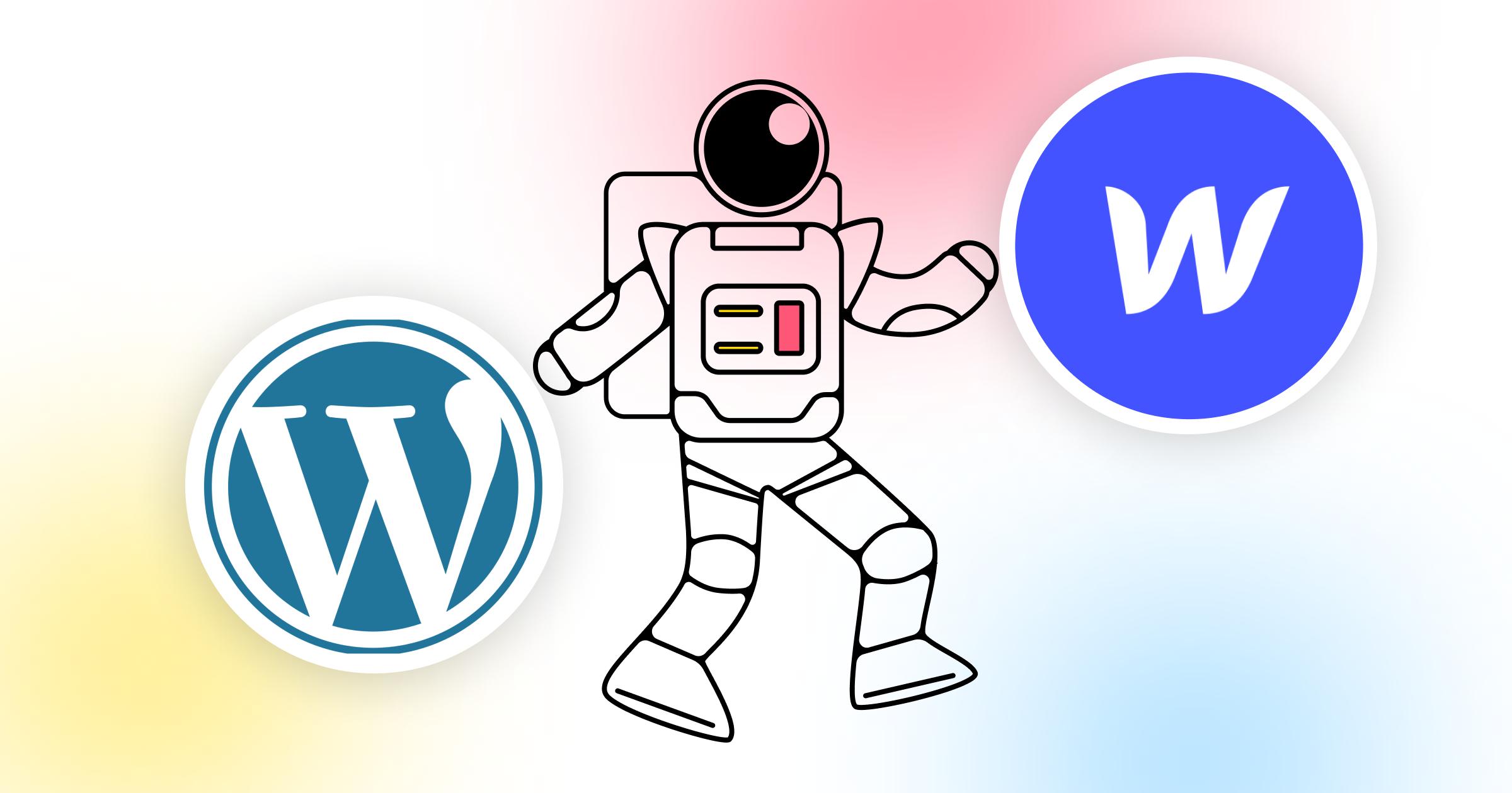 Migrer de Wordpress à Webflow