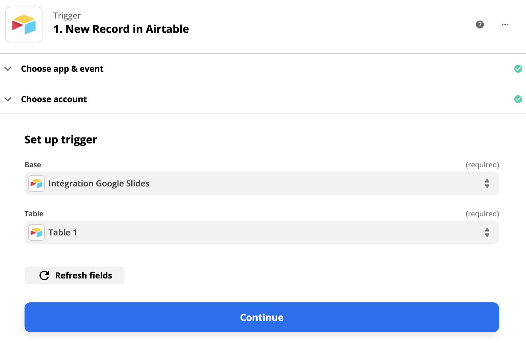 Utiliser Airtable pour des présentations client