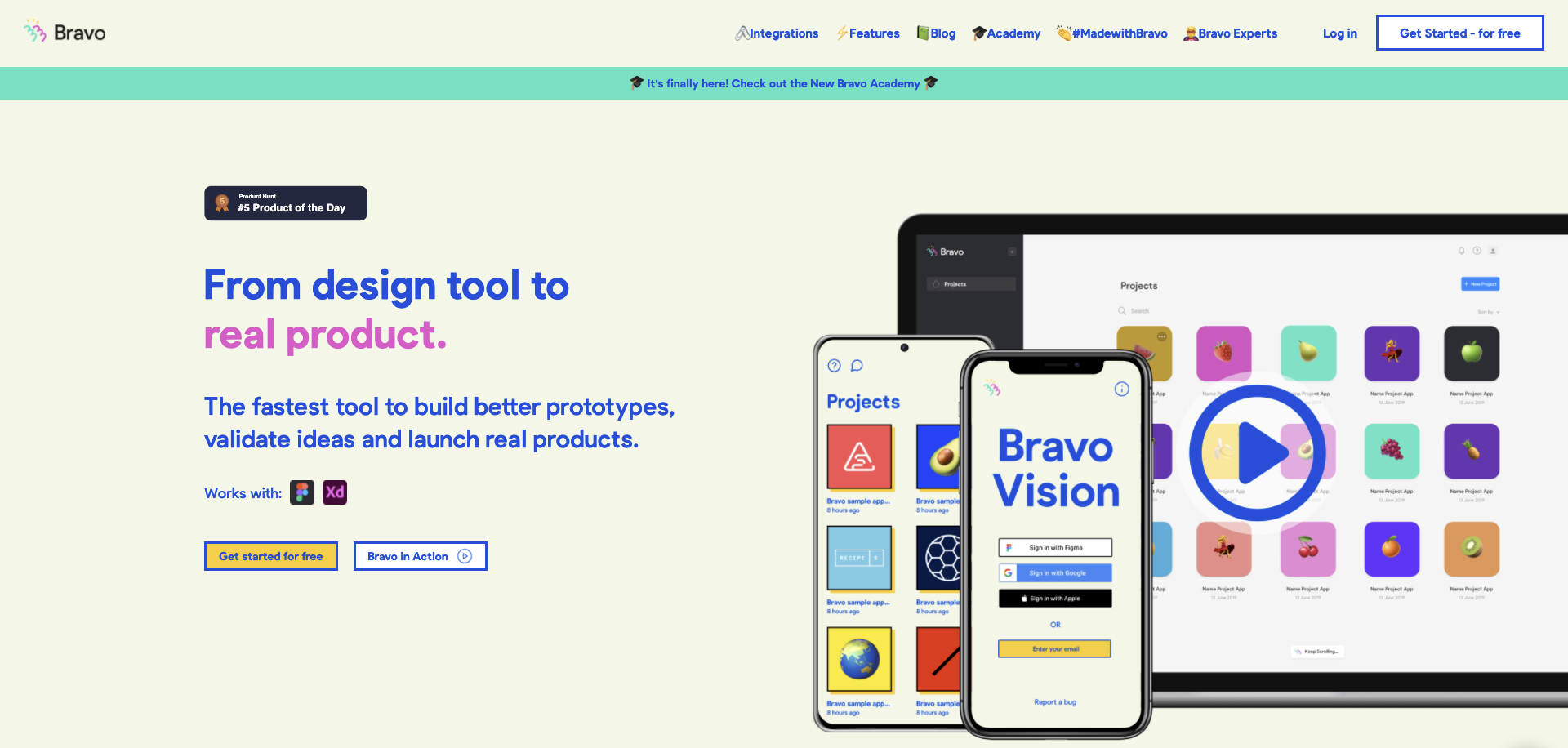 bravo studio pour application no code