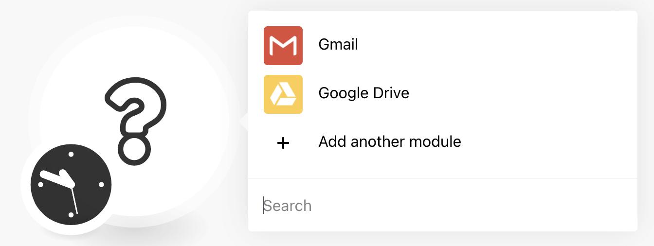 Bulle Gmail