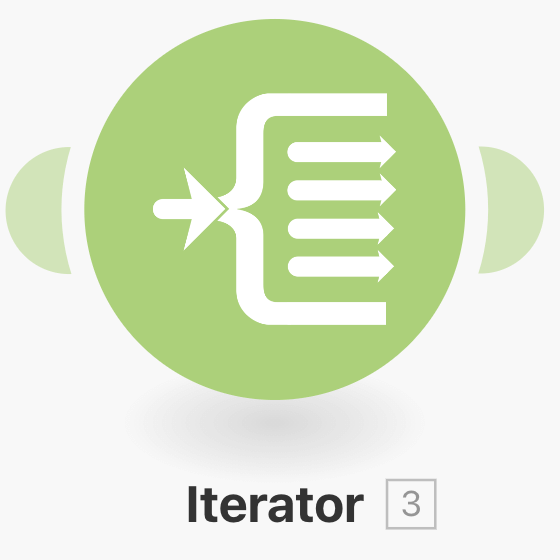 "Bulle ""Iterator"""