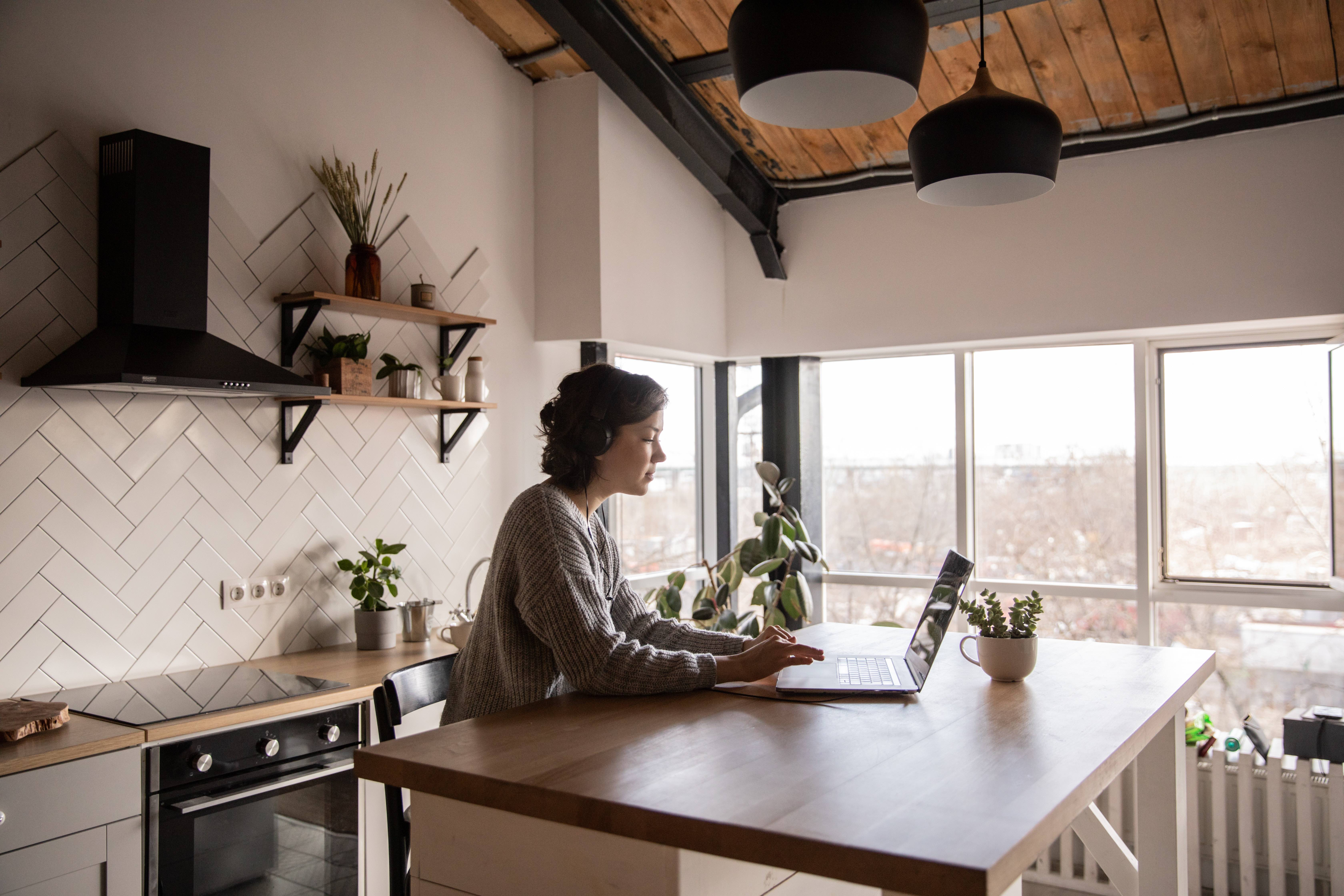 Maintaining office community when working remote