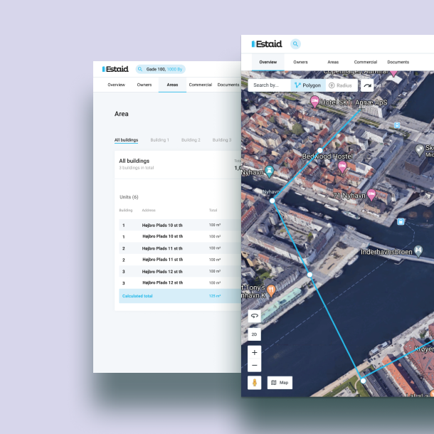 Property data platform