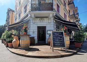 Serviervorschlag Fenuta Bäckerei für Bars, Restaurants und Paninoteca in Zürich, Winterthur und Umgebung
