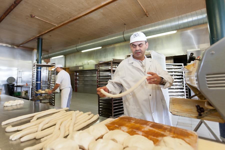 Salvatore Fenuta maestro di pane Bäckerei Fenuta