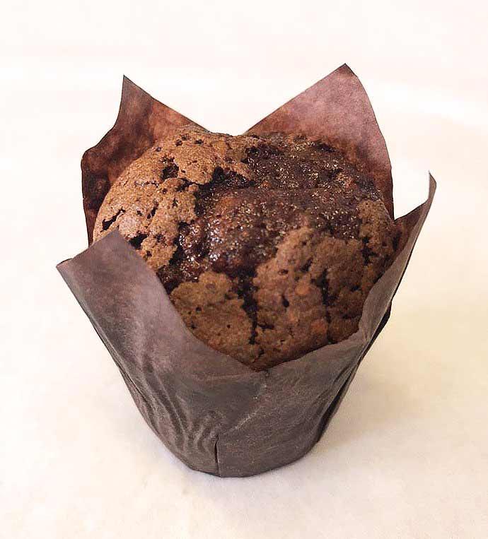 Süssgebäck aus Schokolade (Ohne Mehl)