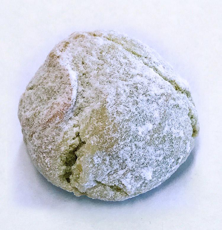 Amaretti alle mandorle col Pistacchio - Fenuta Bäckerei Zurich-Dietikon