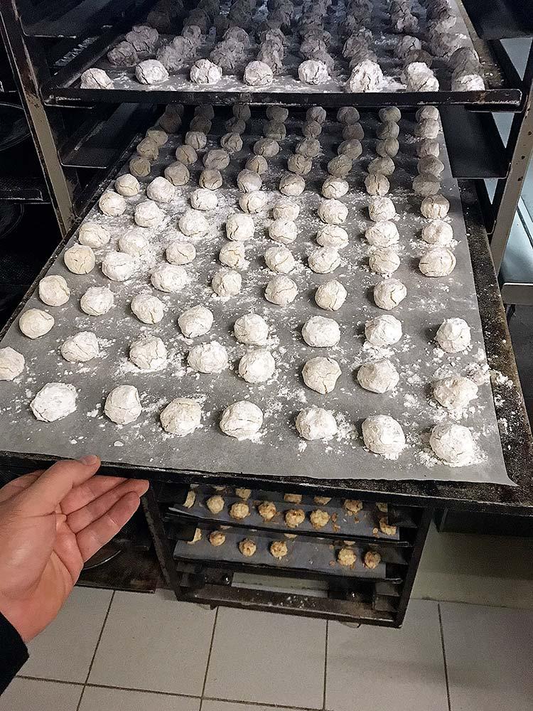 Amaretti alle mandorle - Fenuta Bäckerei Zurich-Dietikon
