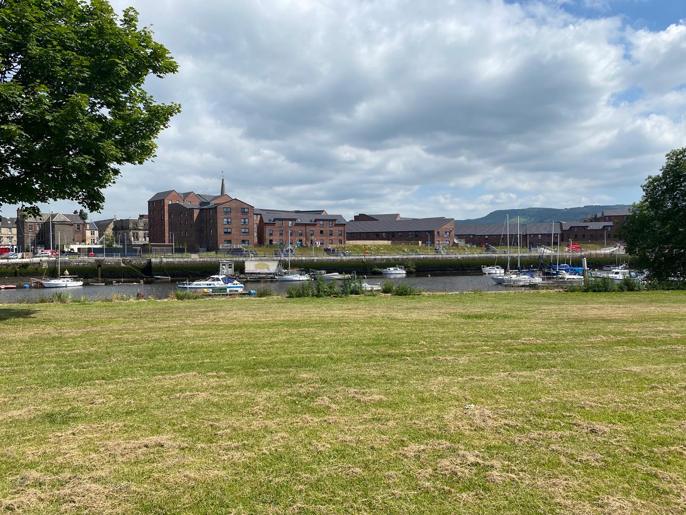 Dunbritton Harbour 9