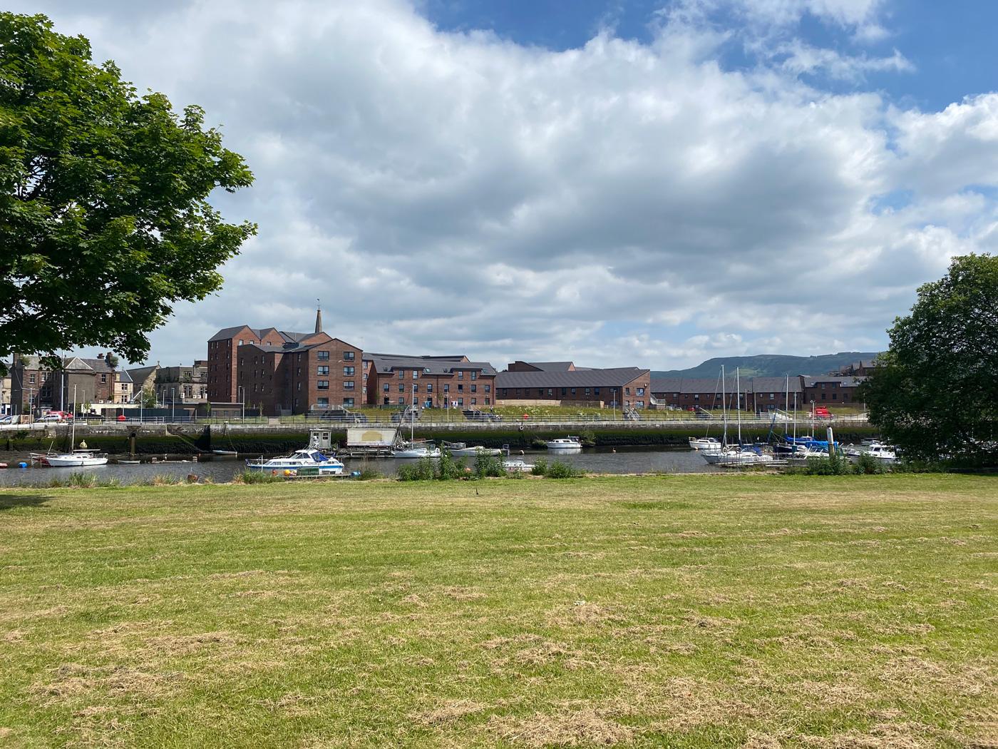 Dunbritton Harbour 1