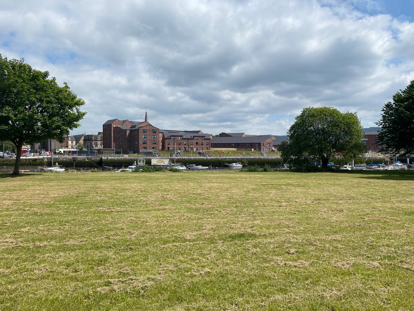 Dunbritton Harbour 2