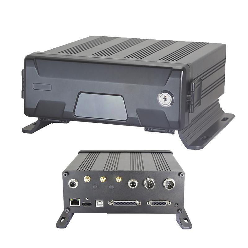 HD 8CH Vehicle DVR Recorder HD8CH