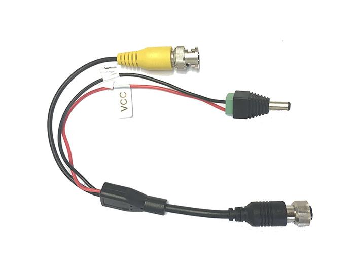 4 Pin Female BNC Adapter