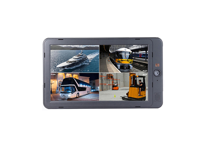 "7"" HD Quad View Monitor 7QMHD"
