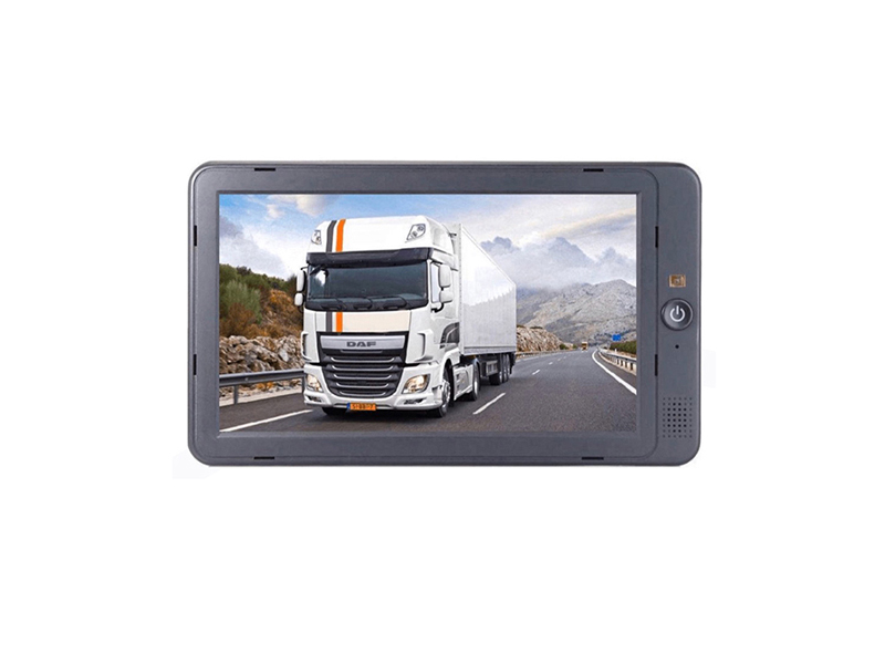 "7"" Single View Vehicle Monitor 7mhd"