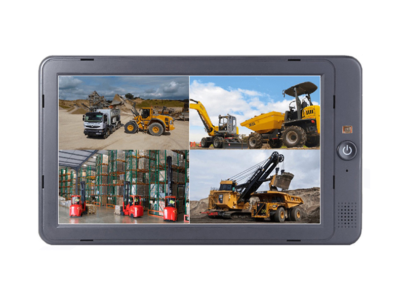 "10.1"" HD Quad View Vehicle Monitor 10QMHD"