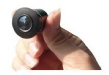 CSP 407 Mini Wide Angle HD Push Fit Camera