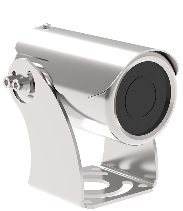 HD Stainless Steel IR Bullet Camera