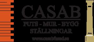 Casab Stockholm mur logotyp png