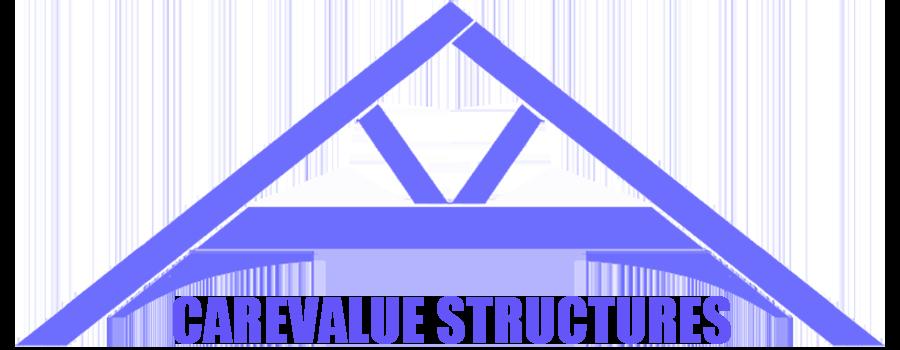 A logo design for Carevalue Structures