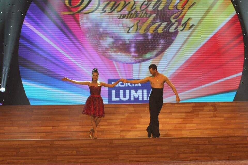 Atanas Malamov Dances in Dancing with the Stars Vietnam with Bao Anh