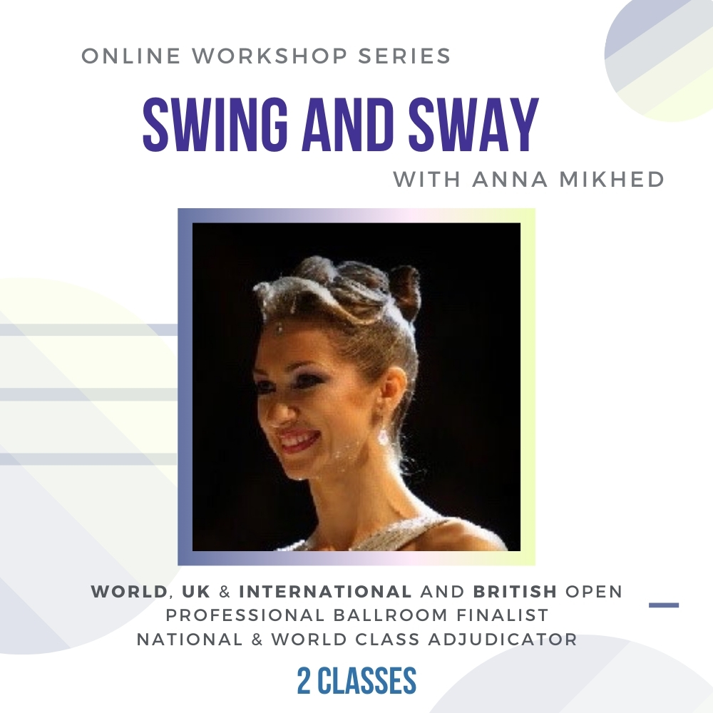 Swing and Sway in Ballroom Dance