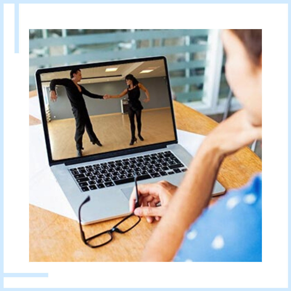 Online Ballroom Coaching Session