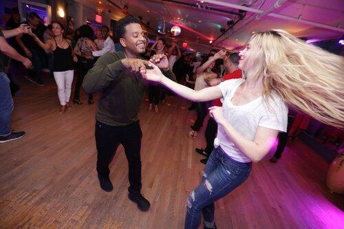 Social Salsa Dancing