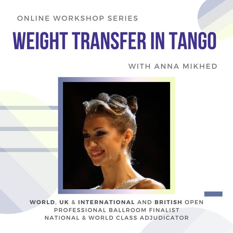 Weight Transfer in Tango