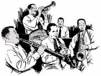 Black Band Musicians