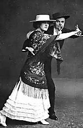 George Grossmith and Phyllis Dare