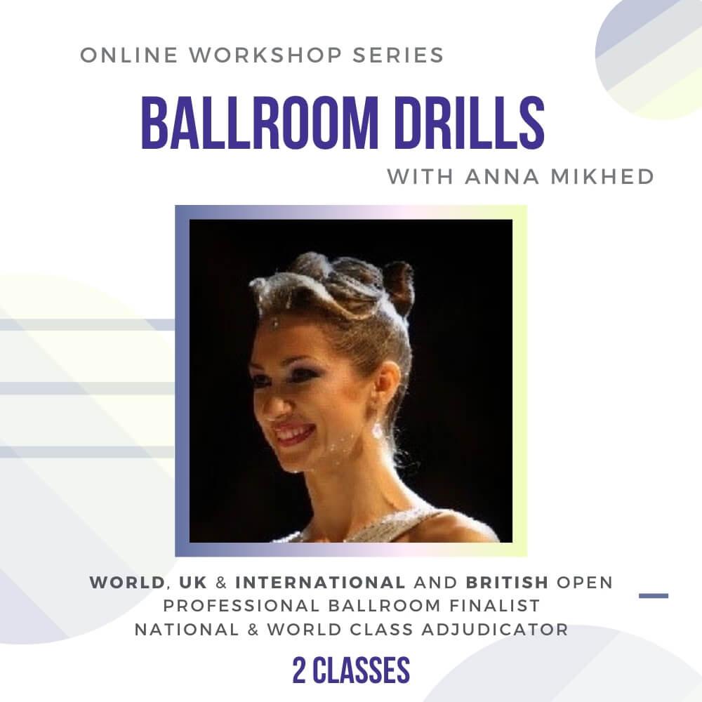 Ballroom Dance Drills