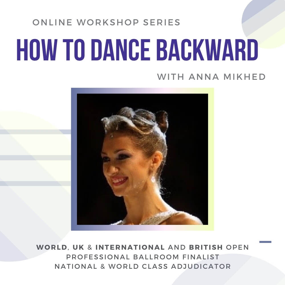 How to Dance Backwards