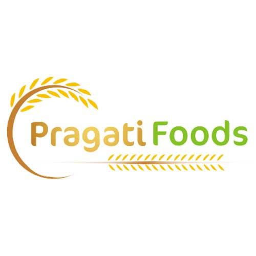 pragati foods client logo
