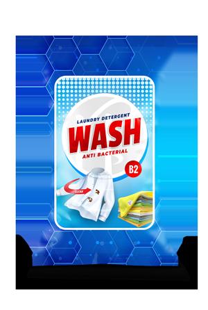 kaypee display detergent bag